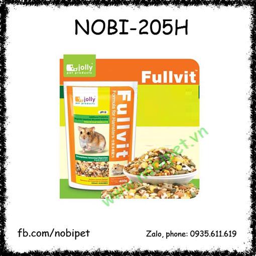Thức Ăn Vỗ Béo Jolly Cho Chuột Hamster Nobi-205H