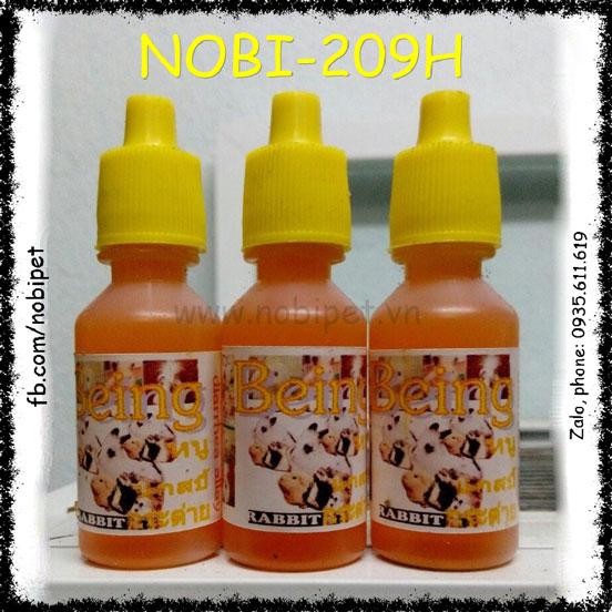 Thuốc Đau Bụng Cho Hamster, Thỏ Bọ Thú Cưng Nhỏ Nobi-209H