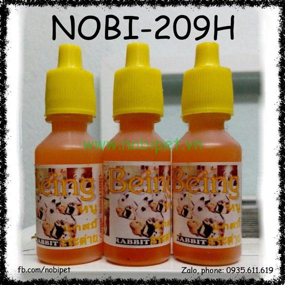 Thuốc Đau Bụng Dạng Nước Cho Thỏ Kiểng Bọ Ú Nobi-209H