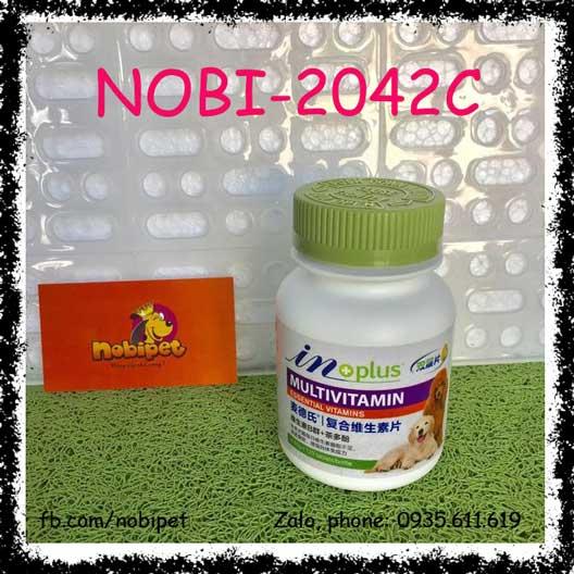 Thuốc In-Plus Multivitamin Bổ Sung Vitamin cho Chó NOBI-2042C