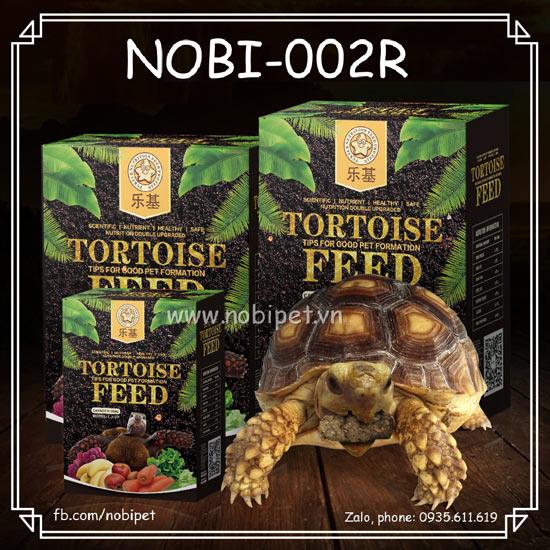 Totoise Feed Gói Lớn 800Gr Thức Ăn Chính Cho Rùa Cạn Nobi-002R