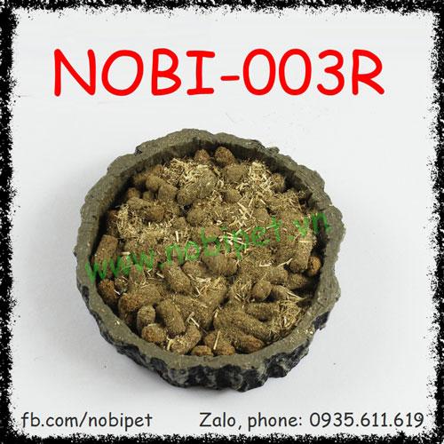 Totoise Meal Bột Xay Hoa Cỏ Thực Vật Cho Rùa Cạn Và Bò Sát Nobi-003R