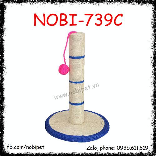 Trụ Cào Móng Nobita Cho Mèo Đồ Chơi Giảm Stress Nobi-739C