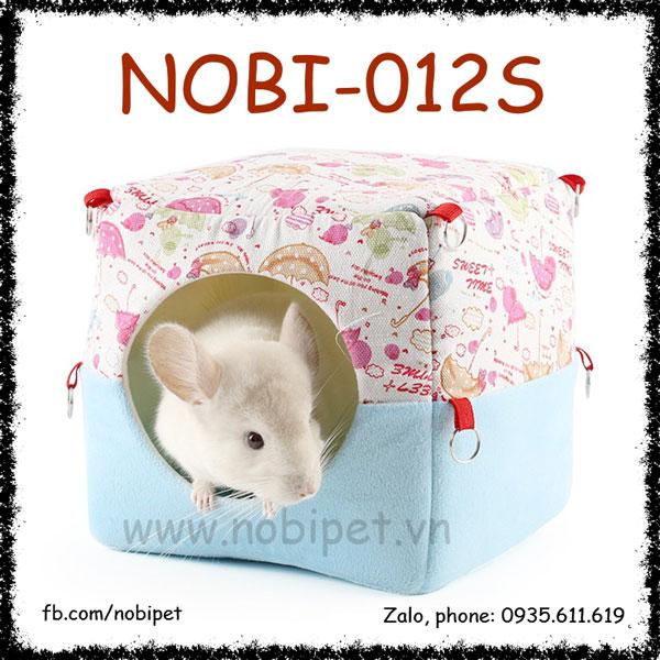 Túi Vải Sofa Cotton Cho Sóc Bay Úc, Bông Thái, Sóc Đất Nobi-012S