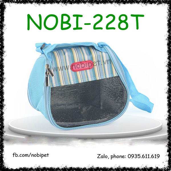 Túi Xách Tay Chinla Giỏ Đựng Đi Chơi Cho Thỏ Kiểng Bọ Ú Nobi-228T