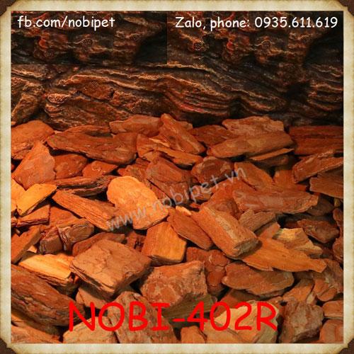 Vật Liệu Vỏ Cây Lót Chuồng Hút Ẩm Cho Rùa Rồng Nam Mỹ Nobi-402R
