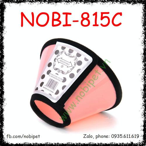 Vòng Bảo Hộ New Color Cho Chó Mèo Chống Cắn Liếm Nobi-815C