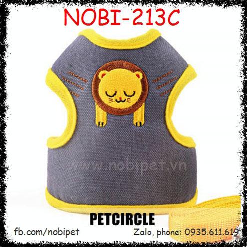 Vòng Cổ Chó Avenger Áo Yếm Thời Trang Nobi-213C