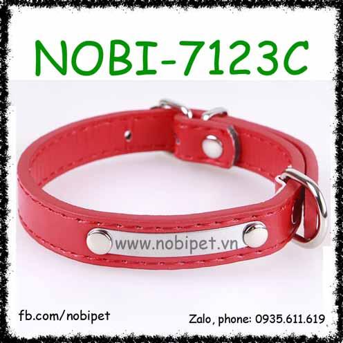 Vòng Cổ Ion Dành Cho Chó Mèo Nobi-7123C