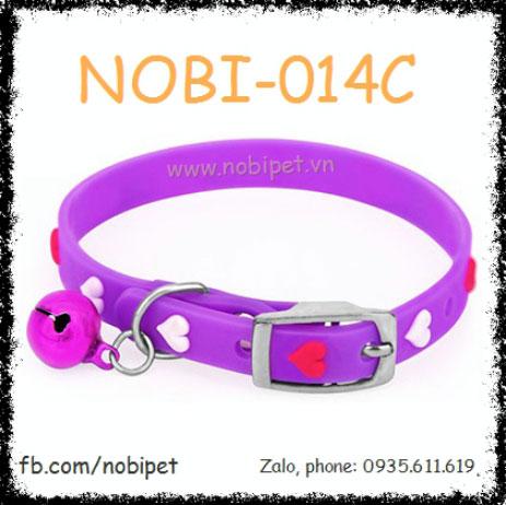 Vòng Đeo Cổ Hot Teen Cho Chó Nhỏ Nobi-014C