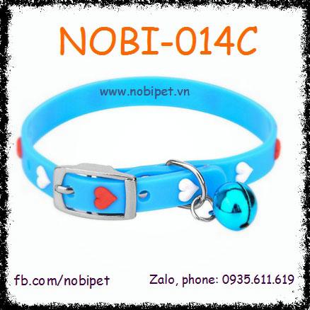 Vòng Đeo Cổ Thời Trang Có Chuông Có Sóc Bắc Mỹ Nobi-014C