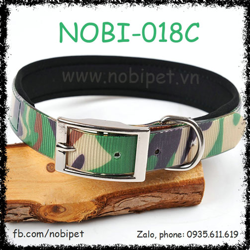 Vòng Đeo Cổ Lion Cho Chó Vừa và Lớn Nobi-018C