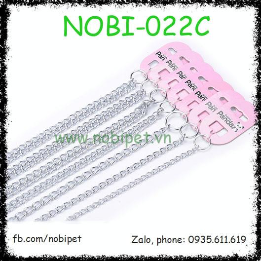 Vòng Đeo Cổ Martrix Inox Cho Nhiều Dòng Chó Nobi-022C