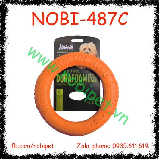 Vòng Huấn Luyện Tenslon Ring cho Chó Mèo NOBI-487C