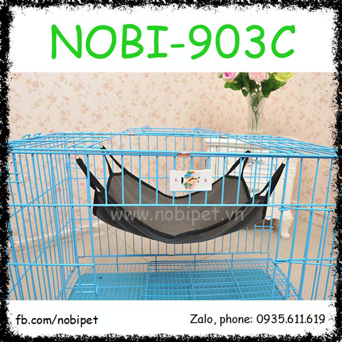 Võng Nằm Forest Treo Lồng Cho Mèo Nobi-903C