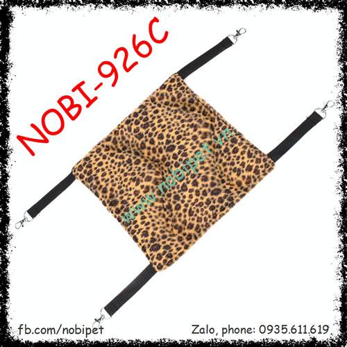 Võng Nằm Tiger Gắn Lồng Cho Mèo Nobi-926C