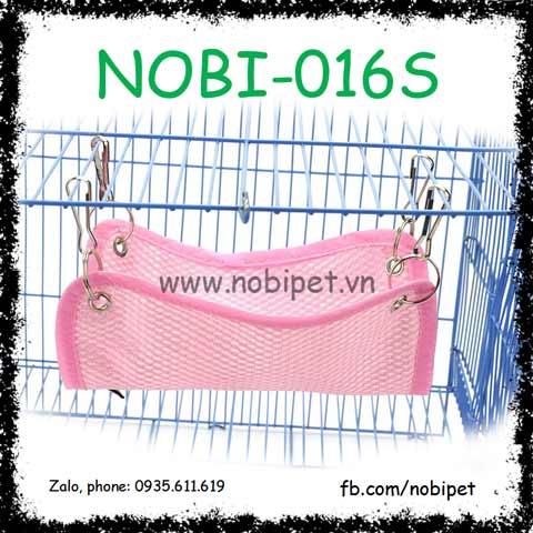 Võng Nằm Vải Ori Size Nhỏ Dành Cho Sóc Bông, Sóc Đất NOBI-016S