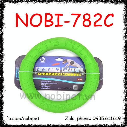 Vòng Nhựa Buller Đồ Chơi Huấn Luyện Cho Chó Nobi-782C
