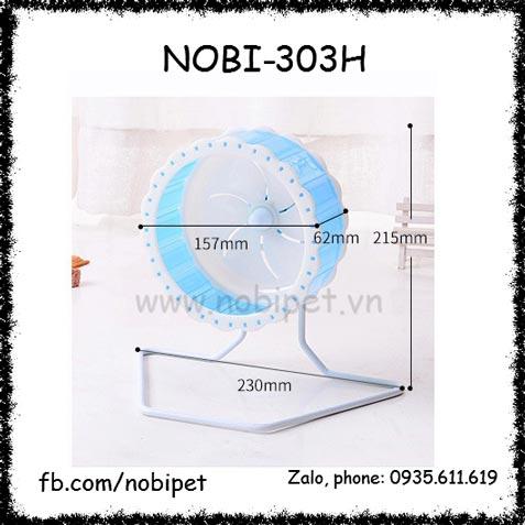 Wheel Chạy Tóc Xù 16cm Cho Chuột Hamster Lớn Nobi-303H