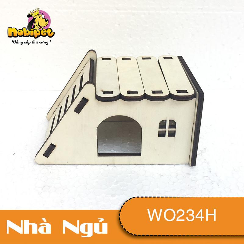 Nhà Ngủ Gỗ Lắp Ráp Lion King WO234H