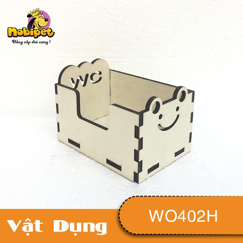 Nhà tắm gỗ lắp ráp WC  WO402H