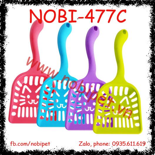 Xẻng Lọc Phân Kitty cho Mèo NOBI-477C