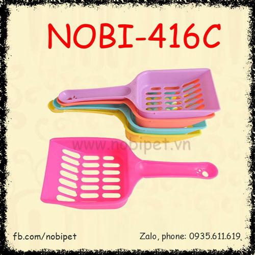 Xẻng Lọc Phân Otis Khay Cát Vệ Sinh Cho Mèo Nobi-416C