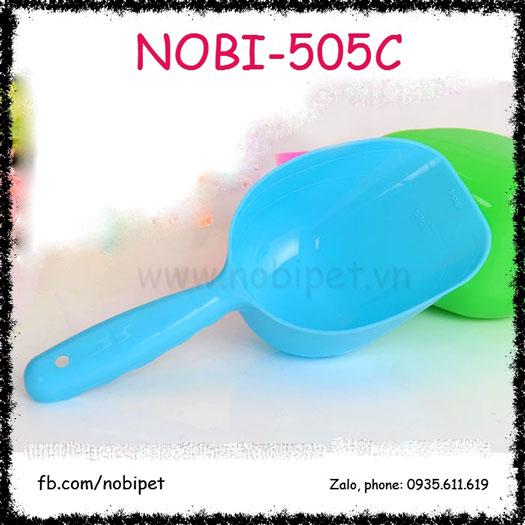 Xẻng Nhựa Dcup Định Lượng Thức Ăn Cho Chó Mèo Nobi-505C