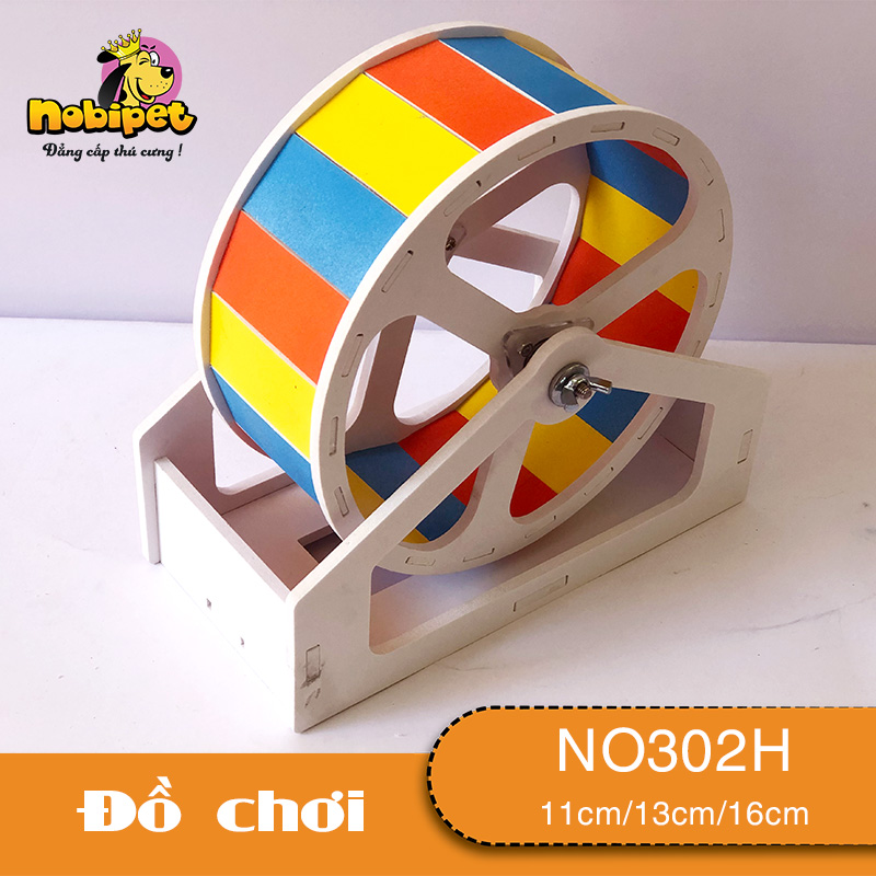 Wheel Cầu Vồng Đế Eke NO302H