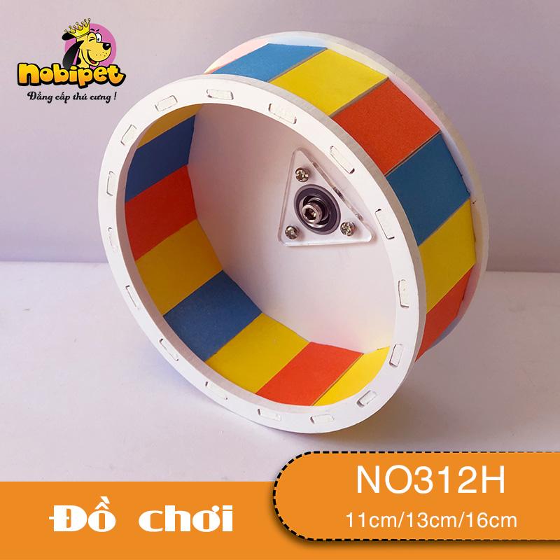 Wheel Cầu Vồng Gắn Lồng NO312H