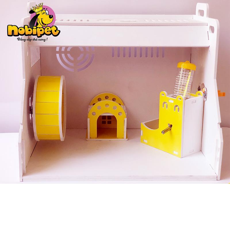 Chuồng Pikachu lắp ráp NO101H
