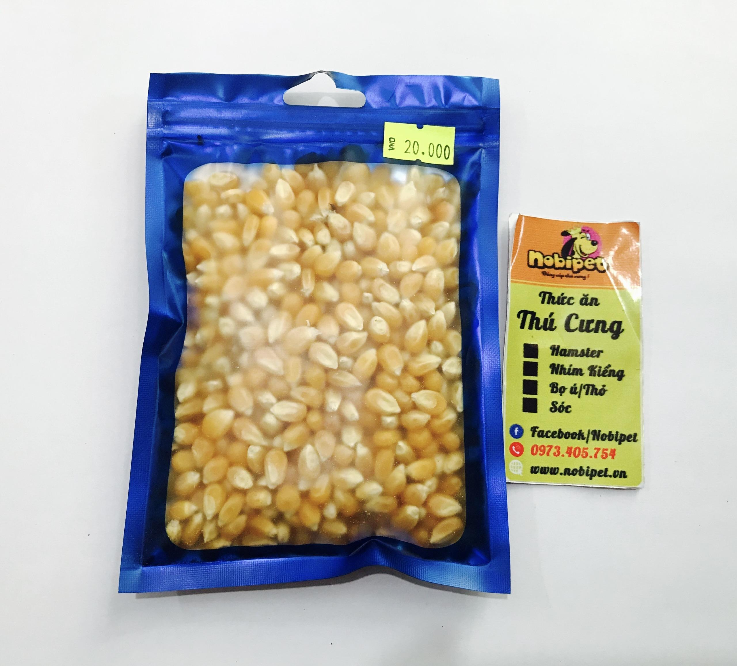 Bắp xấy khô hạt nhỏ dinh dưỡng thức ăn dặm dành cho Hamster