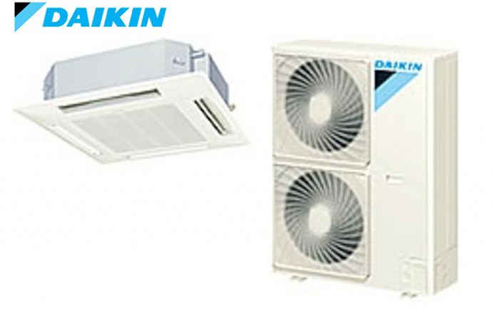 dieu hoa am tran daikin inverter