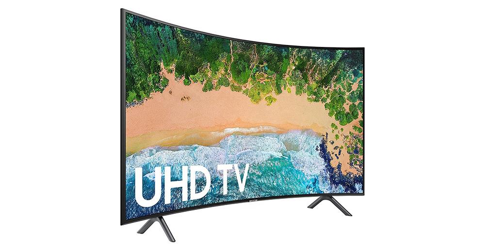 Smart TV Samsung màn hình cong 55NU7300 UHD 4K 55 inch