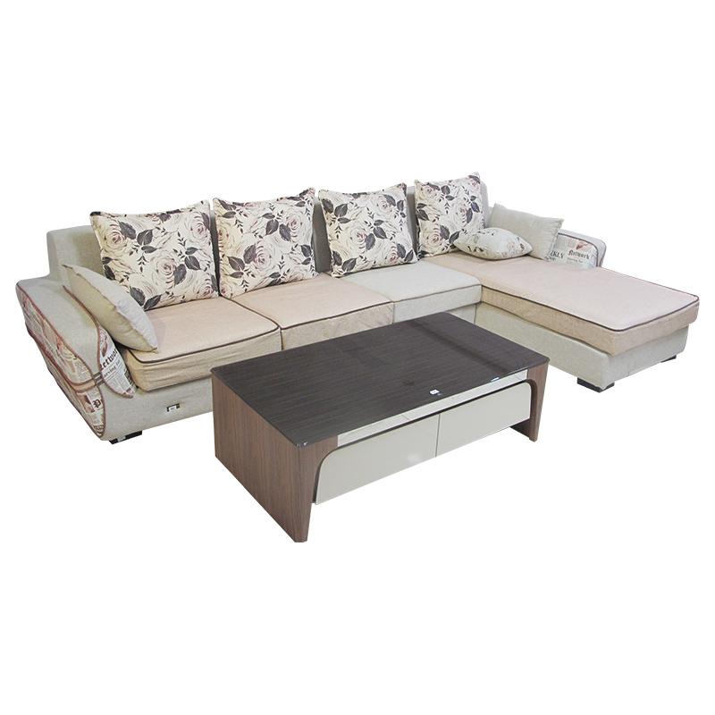Sofa vải góc AT1021B