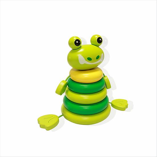 Xếp tháp hình ếch NH20166