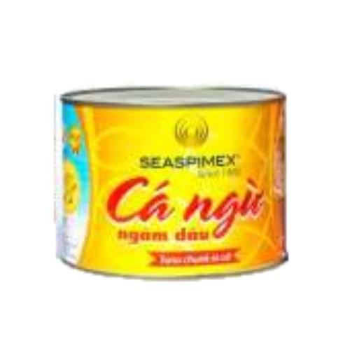 Cá ngừ ngâm ngâm dầu 1.8kg
