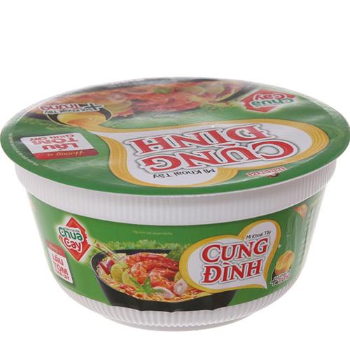 Mì Cung Đình lẩu tôm chua cay (xanh) 80g