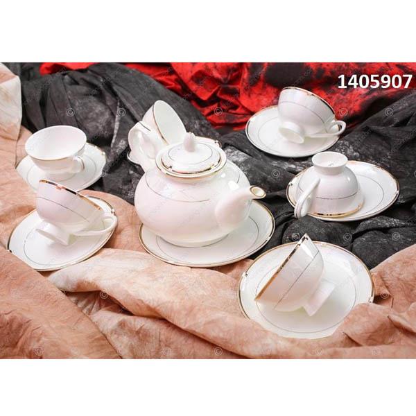 Bộ tách trà sứ xương 1405907 14pcs