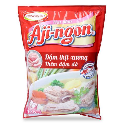 Hạt nêm Ajingon đậm thịt ngọt xương 900g(heo)