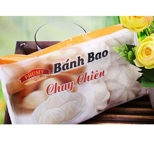 Bánh bao Phú Mỹ Chay chiên 180g
