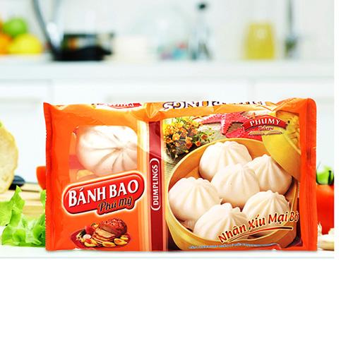 Bánh bao Phú Mỹ xíu mại Bò 300g