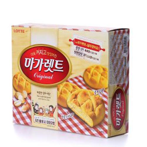 Bánh nướng nhân lạc Lotte 264g