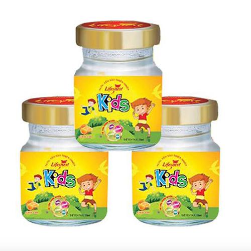Nước yến sào Kids hương cam Lifesnest 70ml