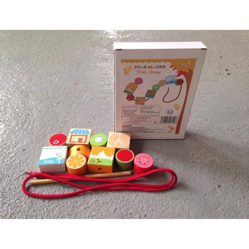 Trò chơi xỏ dây thực phẩm NH80144