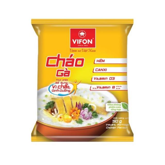 Cháo Gà Vifon dinh dưỡng 50G