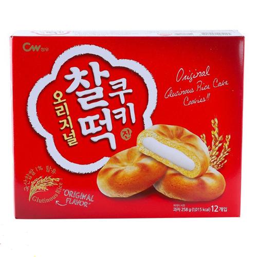 Bánh Original vị lúa mạch HQ 258g