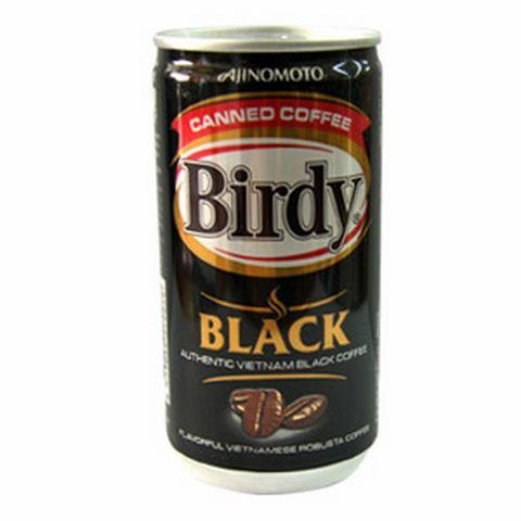 Cafe lon Birdy Black 170ml