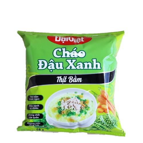 Cháo Đại Việt đậu xanh thịt bằm 50g
