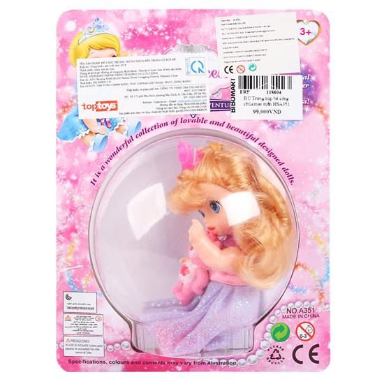 Đồ chơi trứng búp bê công chúa HSA351